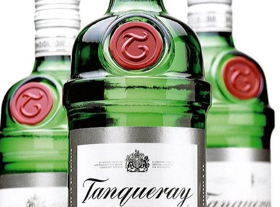 Джин Tanqueray No TEN (Танкерей Ноу Тен)